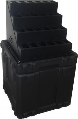 PC-6240M/C Charger - BB-2590/U Batteries